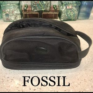 Fossil Nylon Cosmetics Bag